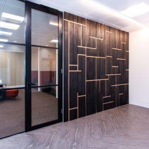 TIMBERWALL - Charred Timber