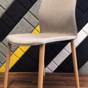 WOOLLYWALL - Wood Wool - Bespoke shapes