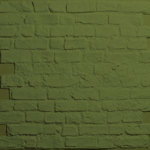 Innerspace Cheshire - Brick - Dark Green