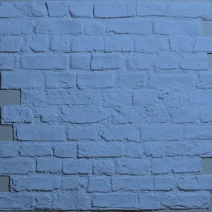 Innerspace Cheshire - Brick -Light Blue
