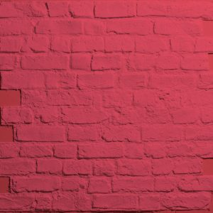 Innerspace Cheshire - Brick -Red