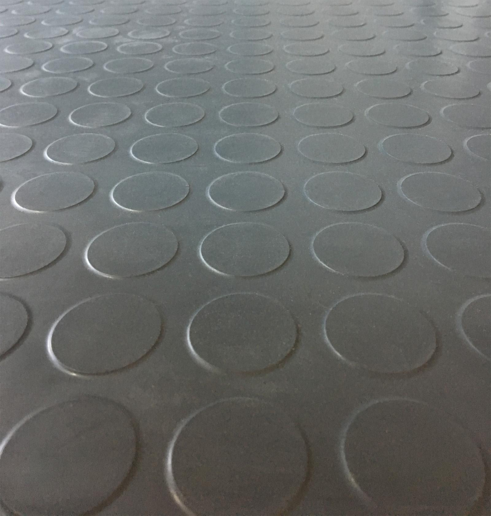 Innerspace Cheshire - Rubber Flooring
