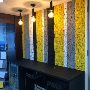 Innerspace Cheshire - Bark - Cork panels