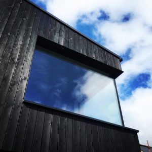Innerspace Cheshire - Charred Timber
