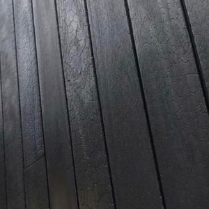 ShouSugiBan Charred Timber