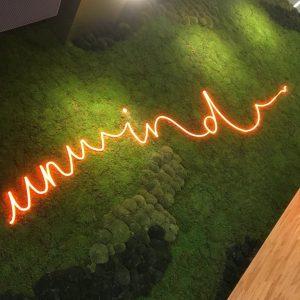 Innerspace Cheshire - Moss Wall