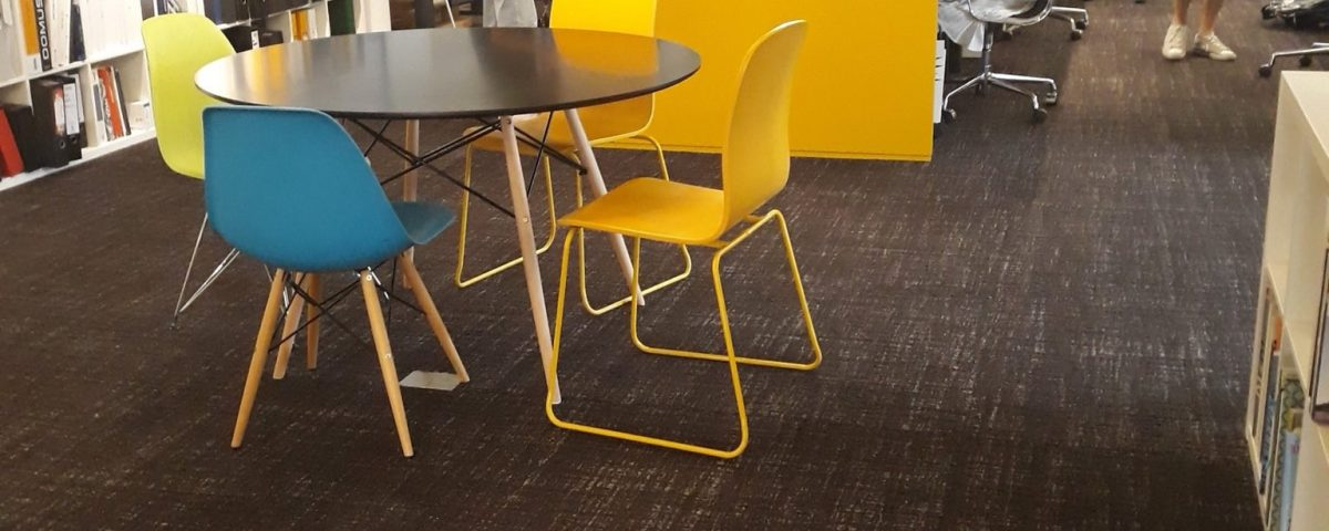 Innerspace Cheshire - Carpet Tiles - Slo151