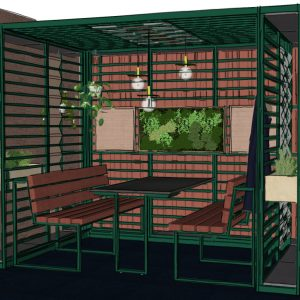Sixteen3, PROJECT, Stand PA7, EC1R 0EA NATUREMOSS FOREST FLOOR