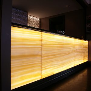 Innerspace Cheshire - Solid Surface - Marblo Glacier
