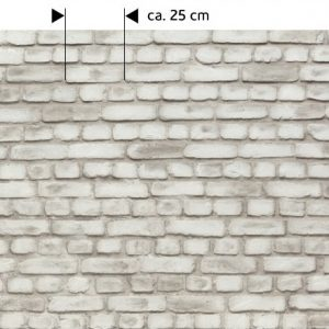 Innerspace Cheshire - Brick - Chalk White