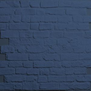 Innerspace Cheshire - Brick -Dark Blue