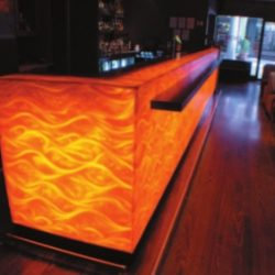 Innerspace Cheshire - Solid Surface - Marblo Oyster