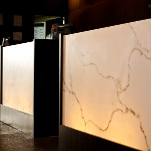 Innerspace Cheshire - Solid Surface - Marblo Hurricane